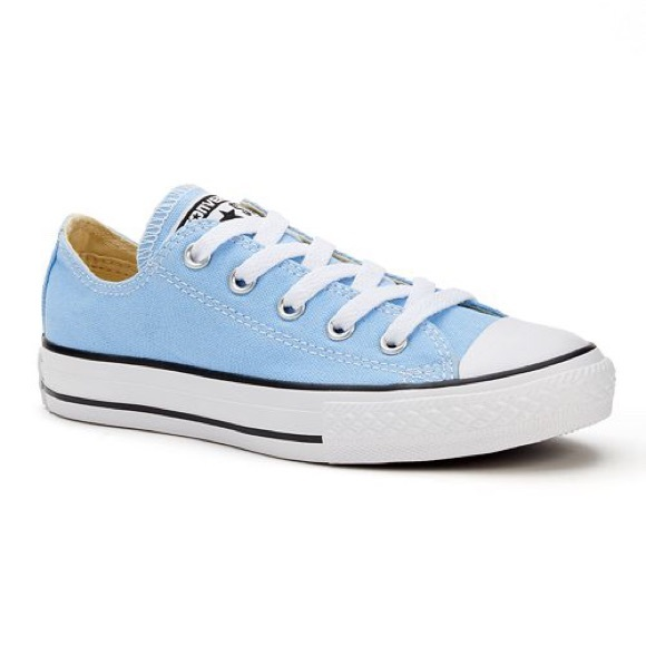 Converse Other - Kids Converse Chuck Taylor All Stars Sky Blue c5e24e864